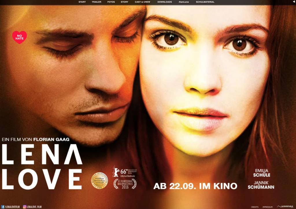 Love Lena Film